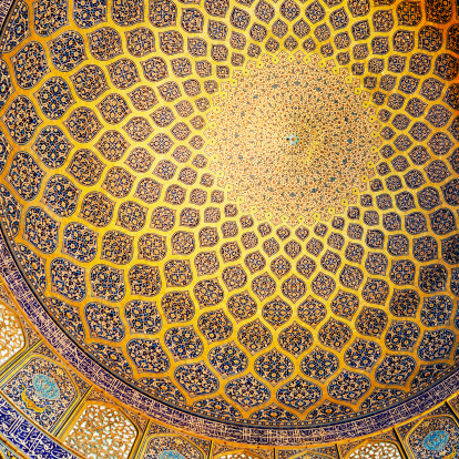 Iranian Culture「Sheikh Lotfollah Mosque, Isfahan, Iran」:スマホ壁紙(19)