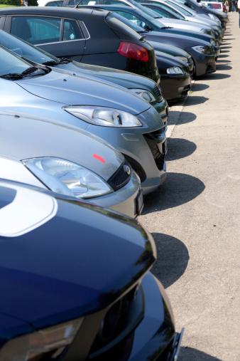 Car Dealership「Car park」:スマホ壁紙(19)