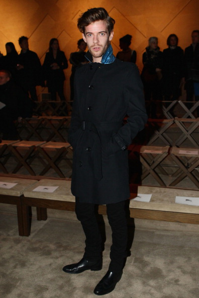 Entertainment Event「Burberry Prorsum: Front Row - Milan Fashion Week Menswear Autumn/Winter 2013」:写真・画像(6)[壁紙.com]