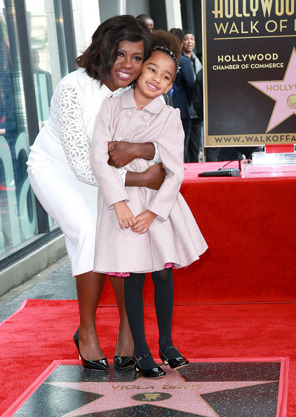 女優「Viola Davis Walk Of Fame Ceremony」:写真・画像(8)[壁紙.com]