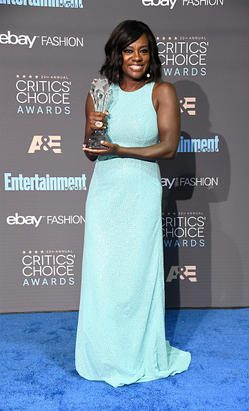 Best supporting actress prize「The 22nd Annual Critics' Choice Awards - Press Room」:写真・画像(18)[壁紙.com]