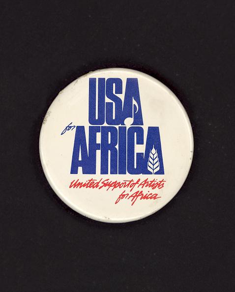 USA「USA For Africa Button」:写真・画像(12)[壁紙.com]