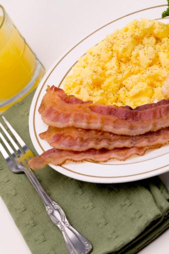 Napkin「Eggs and bacon」:スマホ壁紙(10)