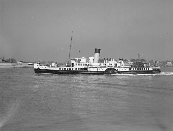 Passenger Craft「Isle Of Wight Ferry PS Ryde」:写真・画像(11)[壁紙.com]