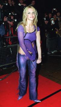 Purple Pants「Britney in London」:写真・画像(7)[壁紙.com]