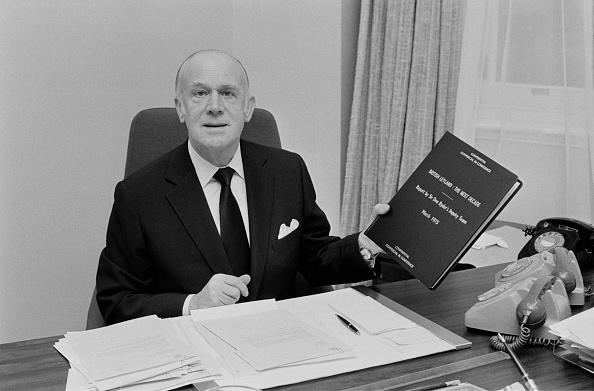 金融と経済「Don Ryder, Baron Ryder of Eaton Hastings」:写真・画像(8)[壁紙.com]