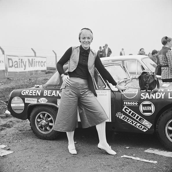 Motorsport「Jean Denton At 1970 RAC Rally」:写真・画像(5)[壁紙.com]