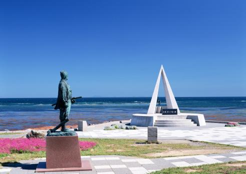 Wakkanai「Cape Soya」:スマホ壁紙(2)