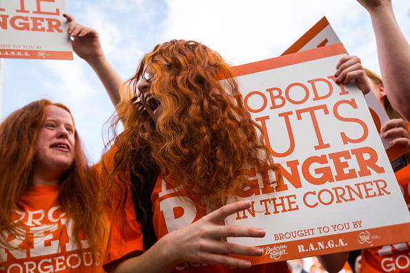 Albury - Hertfordshire「Melbourne Redheads Come Together For First Australian Ginger Pride Rally」:写真・画像(11)[壁紙.com]