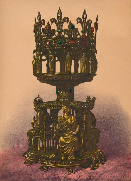 Costume Jewelry「A Silver Gilt Shrine 1893」:写真・画像(12)[壁紙.com]