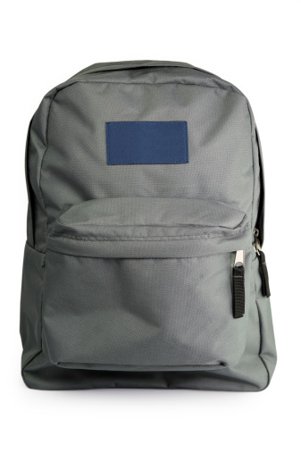 Learning「Backpack with grey and blue colors」:スマホ壁紙(8)