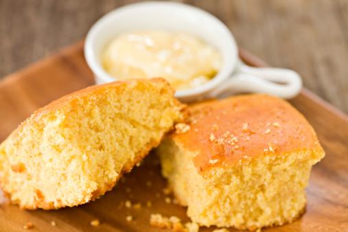 Corn Bread「Cornbread And Honey Butter」:スマホ壁紙(5)