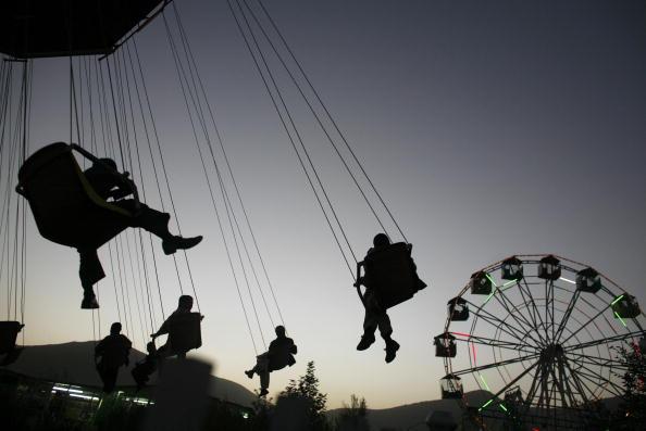 Kabul「AFG: Afghans Celebrate Eid al-Fitr In Kabul」:写真・画像(2)[壁紙.com]