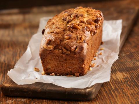 Loaf of Bread「Fresh Baked Banana Bread」:スマホ壁紙(15)
