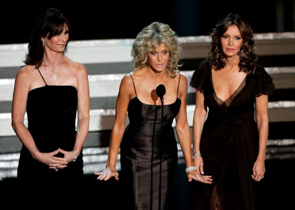 Jaclyn Smith「58th Annual Primetime Emmy Awards - Show」:写真・画像(15)[壁紙.com]