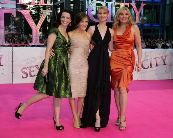 Sarah Jessica Parker「Sex And The City - German Premiere」:写真・画像(3)[壁紙.com]