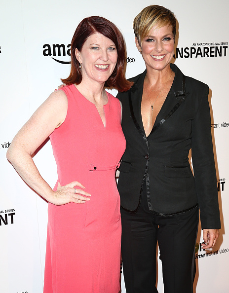 "Transparent「Premiere Of Amazon's ""Transparent"" - Red Carpet」:写真・画像(2)[壁紙.com]"