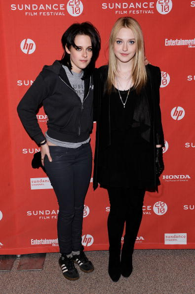"The Runaways - 2010 Film「2010 Sundance Film Festival - ""The Runaways"" Premiere」:写真・画像(12)[壁紙.com]"