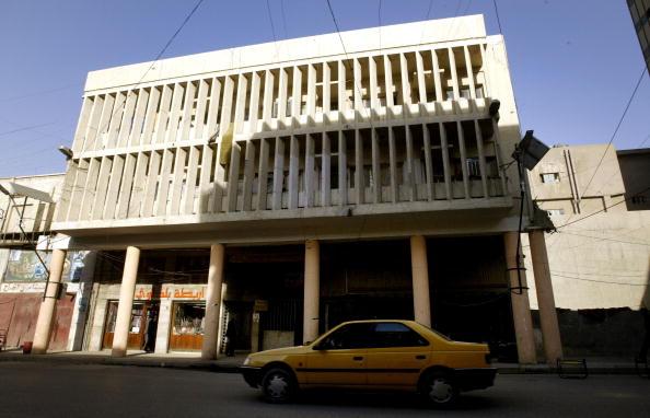 Baghdad「Shoe Throwing Iraqi Journalist Arrested After Assault On US President」:写真・画像(17)[壁紙.com]