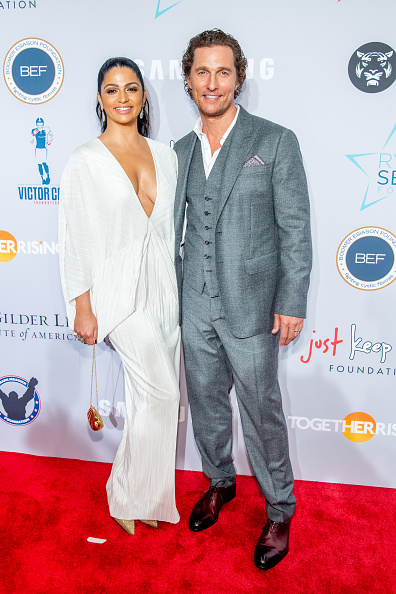 Matthew McConaughey「2018 Samsung Charity Gala」:写真・画像(4)[壁紙.com]