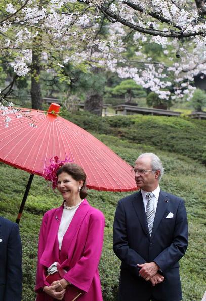 Junko Kimura「Swedish Royals Visit Japan - Day Two」:写真・画像(6)[壁紙.com]