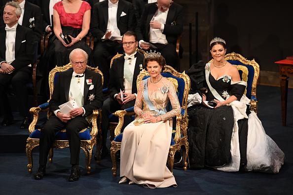 Sweden「The Nobel Prize Award Ceremony 2019」:写真・画像(7)[壁紙.com]