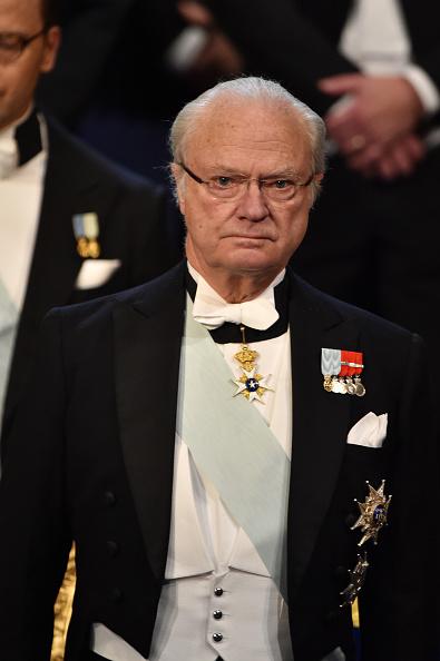 King - Royal Person「The Nobel Prize Award Ceremony 2016」:写真・画像(3)[壁紙.com]