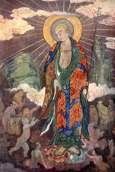 Bodhisattva「Jizo The Children's God 1925」:写真・画像(10)[壁紙.com]