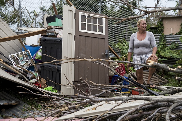 2017 Hurricane Maria「Puerto Rico In The Aftermath Of Hurricane Maria」:写真・画像(11)[壁紙.com]