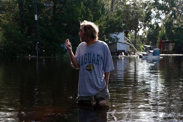 Tampa「Hurricane Hermine Makes Landfall in Florida」:写真・画像(3)[壁紙.com]