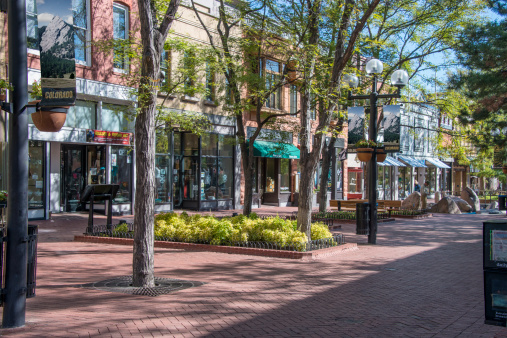 Colorado「Pearl Street Mall, Downtown Boulder」:スマホ壁紙(15)