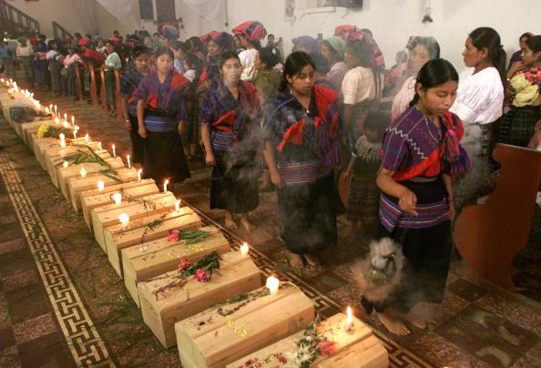Mass Murder「Clandestine Cemetery in Guatemala」:写真・画像(11)[壁紙.com]