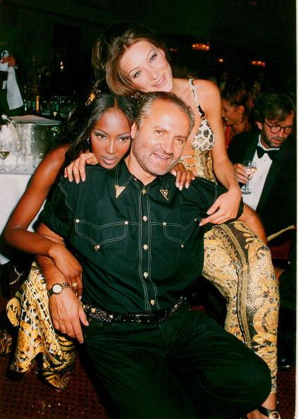 Fashion Model「The Rhythm of Life Fashion Ball In Aid Of The Rainforest Foundation, London, 1992」:写真・画像(2)[壁紙.com]