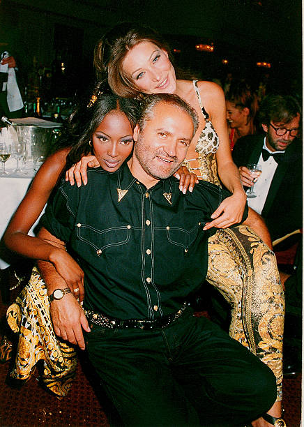 The Rhythm of Life Fashion Ball In Aid Of The Rainforest Foundation, London, 1992:ニュース(壁紙.com)