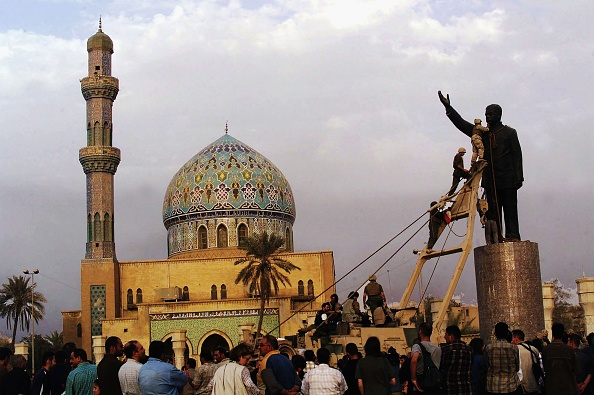 Baghdad「(FILE) The Third Anniversary Of The Fall Of Baghdad」:写真・画像(7)[壁紙.com]