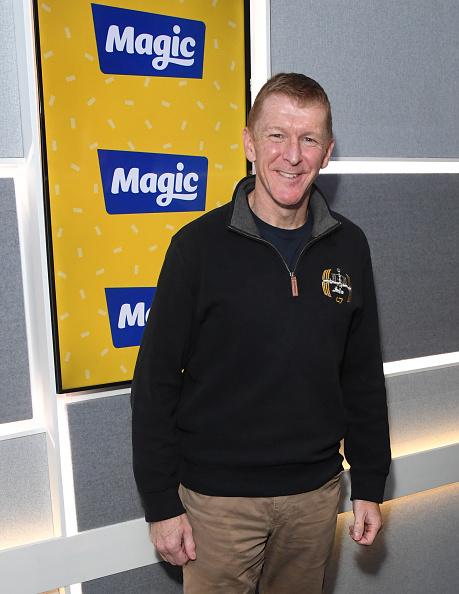 Timothy Peake「Tim Peake at Magic Radio」:写真・画像(6)[壁紙.com]