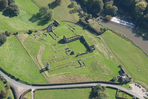 Physical Geography「Kirkham Priory Augustinian Monastery」:写真・画像(15)[壁紙.com]