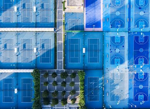 Solar Energy「Sport courts」:スマホ壁紙(7)