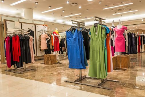 Clothing Store「Empty women boutique」:スマホ壁紙(15)