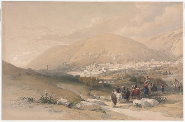 West Bank「Nablus Ancient Shechem」:写真・画像(0)[壁紙.com]