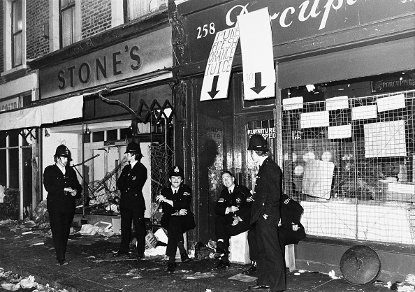 Black History in the UK「The aftermath of the Notting Hill Riots」:写真・画像(13)[壁紙.com]