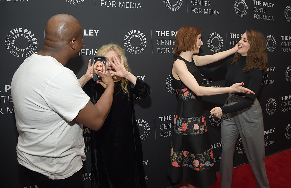"""Paley Center for Media「Kimmy Goes To The Paley Center: A Celebration Of """"Unbreakable Kimmy Schmidt""""」:写真・画像(19)[壁紙.com]"""