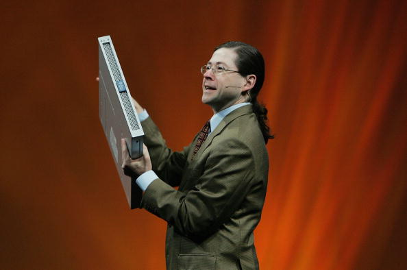 Corporate Business「Technology Executives Speak At Java One Conference」:写真・画像(4)[壁紙.com]