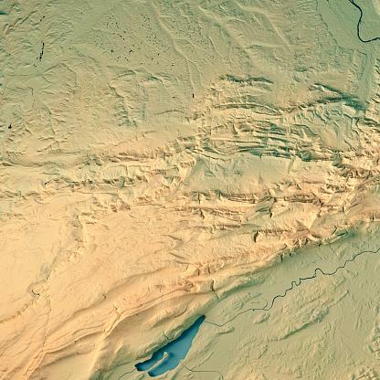 Map「ジュラのカントン スイス連邦共和国 3 D 地形図を表示します。」:スマホ壁紙(11)