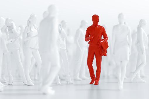 Choosing「Individuality concept」:スマホ壁紙(5)