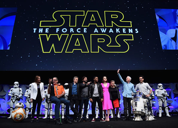 Star Wars Series「Star Wars Celebration 2015」:写真・画像(8)[壁紙.com]