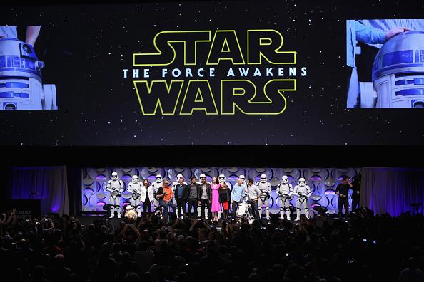 Star Wars Episode VII - The Force Awakens「Star Wars Celebration 2015」:写真・画像(15)[壁紙.com]