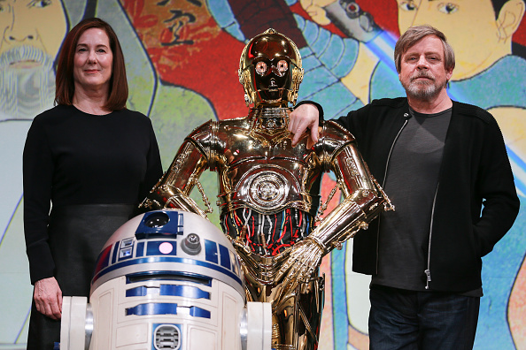 Producer「'Star Wars: The Last Jedi' Press Conference」:写真・画像(15)[壁紙.com]