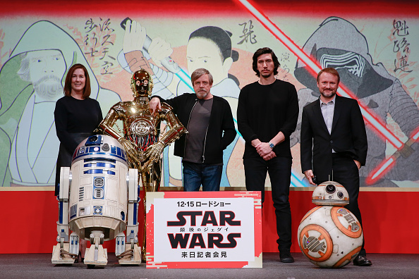 Star Wars「'Star Wars: The Last Jedi' Press Conference」:写真・画像(14)[壁紙.com]