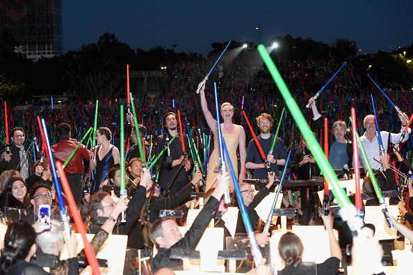 Star Wars Series「Star Wars: The Force Awakens Panel At San Diego Comic Con - Comic-Con International 2015」:写真・画像(8)[壁紙.com]